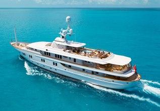 Katharine Charter Yacht at Antigua Charter Yacht Show 2017