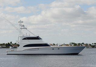 Sullivan Bay Charter Yacht at Miami Yacht Show 2020