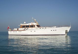 Atali Charter Yacht at Fort Lauderdale International Boat Show (FLIBS) 2021