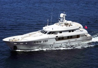 Unforgettable Charter Yacht at Yachts Miami Beach 2017