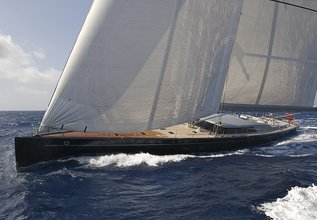 Mystere Charter Yacht at Palma Superyacht Show 2014