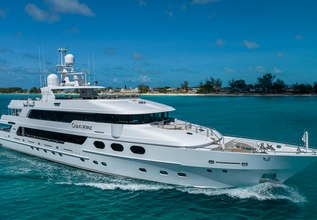 Casino Royale Charter Yacht at Antigua Charter Yacht Show 2016