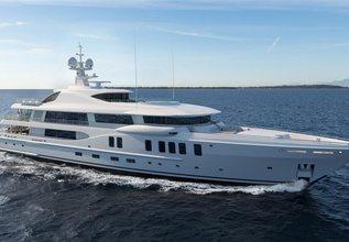 Neninka Charter Yacht at Monaco Yacht Show 2019