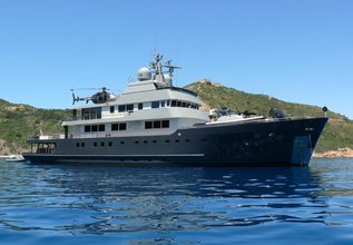 Plan B Charter Yacht at Antigua Charter Yacht Show 2016