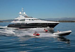 Stormborn Charter Yacht at Monaco Yacht Show 2017