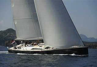 MY1 Charter Yacht at Palma Superyacht Show 2014