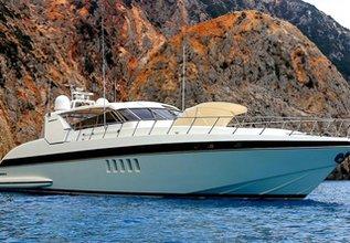 Angelina Charter Yacht at Mediterranean Yacht Show 2017