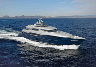 Hatt Mill Charter Yacht at Cannes Yachting Festival 2014