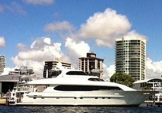 L'Eau Profile Charter Yacht at Miami Yacht Show 2019