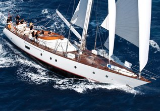 Elettra Charter Yacht at Perini Navi Cup 2015