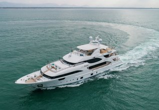 Skyler Charter Yacht at Antigua Charter Yacht Show 2018