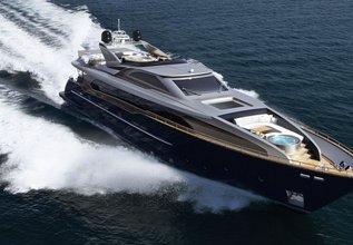 Harun Charter Yacht at Monaco Yacht Show 2015