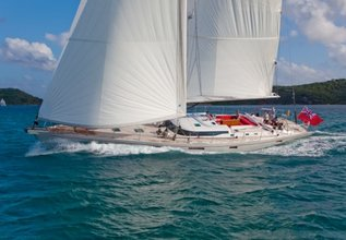 Swallows and Amazons Charter Yacht at Antibes Yacht Show 2013