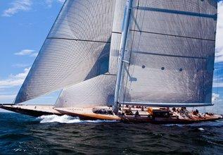 Hanuman Charter Yacht at Caribbean Superyacht Regatta 2013