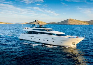 Casa Charter Yacht at Cannes Yachting Festival 2017