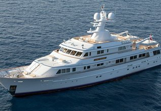 Endless Summer Charter Yacht at Palm Beach Boat Show 2014