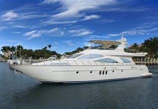Antares Charter Yacht at Yachts Miami Beach 2016