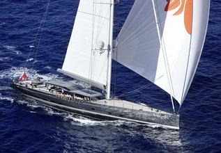 Ganesha Charter Yacht at The Superyacht Cup Palma 2016