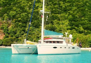 Delphine Charter Yacht at Bahamas Charter Show 2020