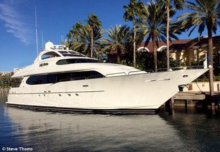 Bella Giornata Charter Yacht at Palm Beach Boat Show 2018
