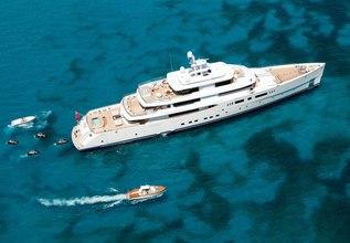 Nautilus Charter Yacht at Antigua Charter Yacht Show 2014