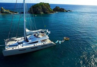 Xenia 74 Charter Yacht at Antigua Charter Yacht Show 2016