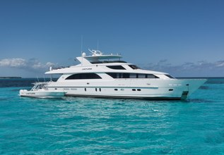 Limitless Charter Yacht at Miami Yacht Show 2020
