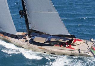 Escapade Charter Yacht at Loro Piana Superyacht Regatta 2018
