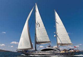 Merlin Charter Yacht at Montenegro Yacht Show 2015