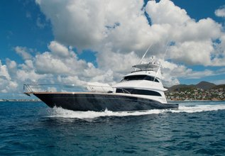 Bonny Read Charter Yacht at Fort Lauderdale Boat Show 2017