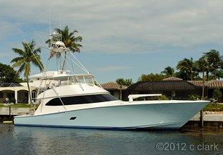 Nina Marie Charter Yacht at Palm Beach Boat Show 2014