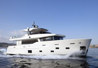 Yes Charter Yacht at Cannes Yachting Festival 2014