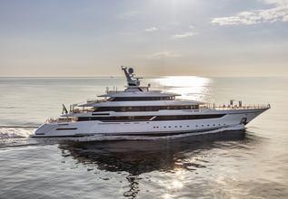 Dragon Charter Yacht at Monaco Yacht Show 2019