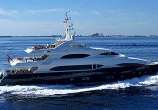 Sima Charter Yacht at Newport Charter Show 2015