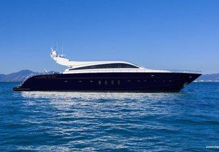 U Wish Charter Yacht at Miami Yacht Show 2020