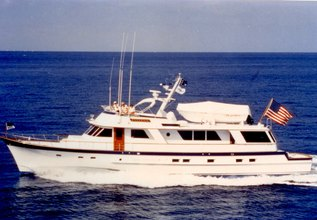 High Mileage Charter Yacht at Fort Lauderdale International Boat Show (FLIBS) 2020- Attending Yachts