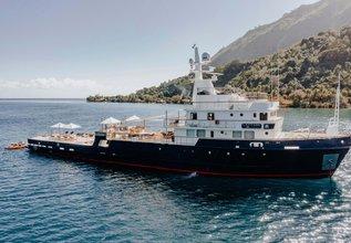Latitude Charter Yacht at Thailand Yacht Show 2018