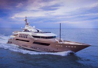 Odyssey Charter Yacht at Monaco Yacht Show 2015
