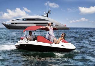 Ocean Emerald Charter Yacht at Thailand Yacht Show 2018