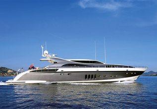 Walindi Charter Yacht at MYBA Charter Show 2014