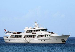 Sea Lion Charter Yacht at Festival de la Plaisance de Cannes 2013