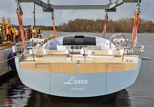 Liara Charter Yacht at Monaco Yacht Show 2019