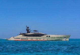 DB9 Charter Yacht at Monaco Yacht Show 2015