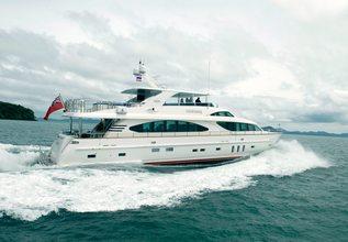 Lady Eileen II Charter Yacht at Thailand Charter Week