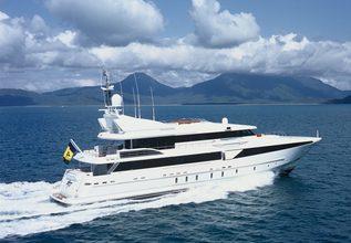 Horizons II Charter Yacht at Miami Yacht Show 2020