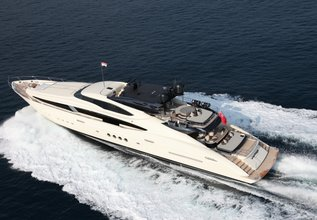 Stealth Charter Yacht at Miami Yacht Show 2020