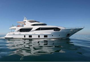 Mister Z Charter Yacht at Cannes Yachting Festival 2014