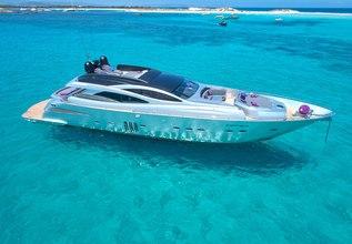 Shalimar II Charter Yacht at MYBA Charter Show 2019