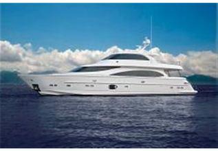 Horizon 88915 Charter Yacht at Palm Beach Boat Show 2014