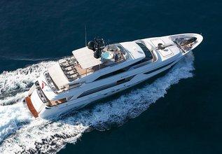 Sud Charter Yacht at Monaco Grand Prix Yacht Charter